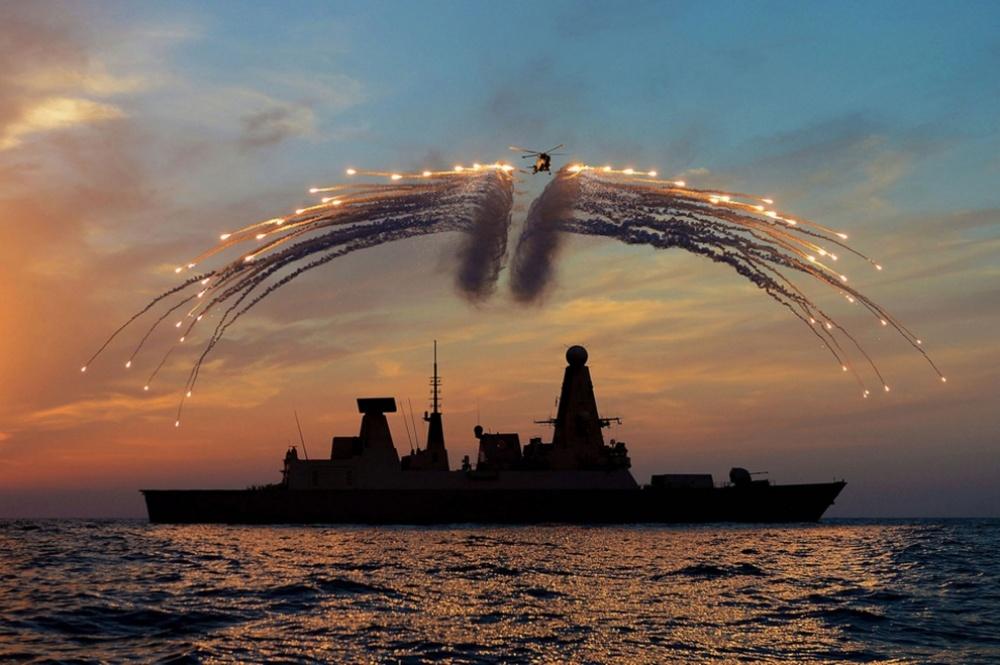 Шоу Королевского британского флота