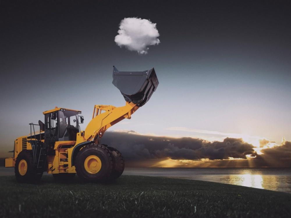 Ловля облака