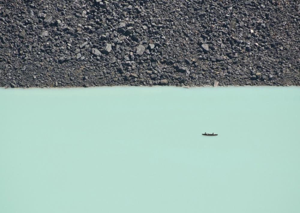 Озеро в национальном парке Банф, Канада