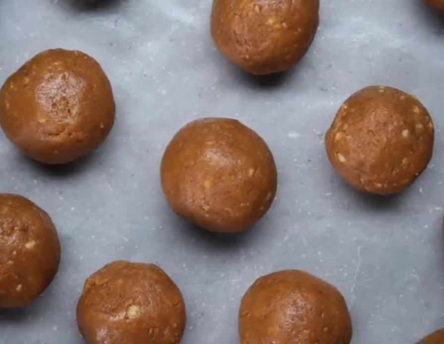 Рецепт шоколадных шариков