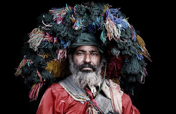 Великолепные портреты марокканцев