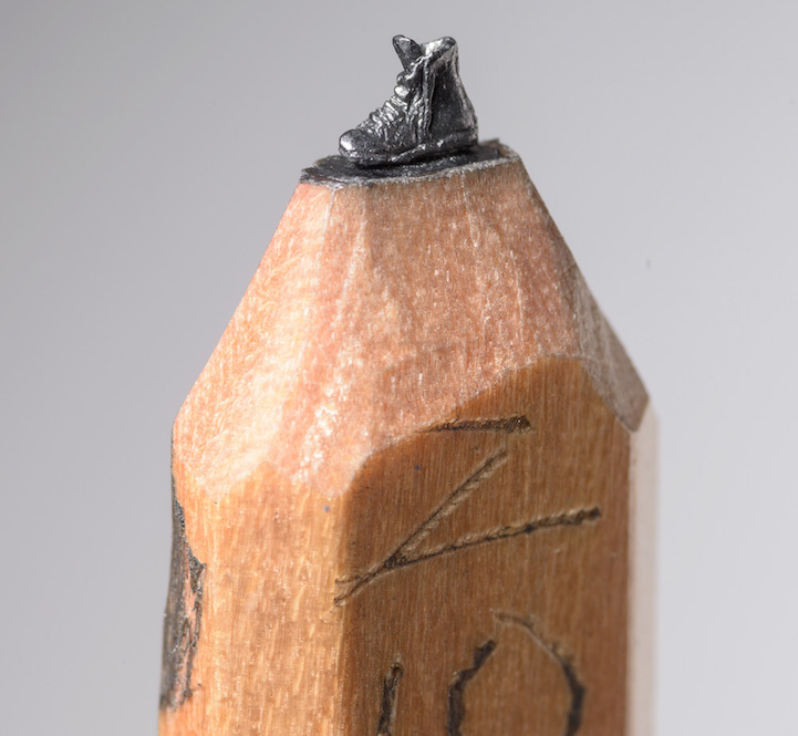 Миниатюры из карандаша от Синди Чинн