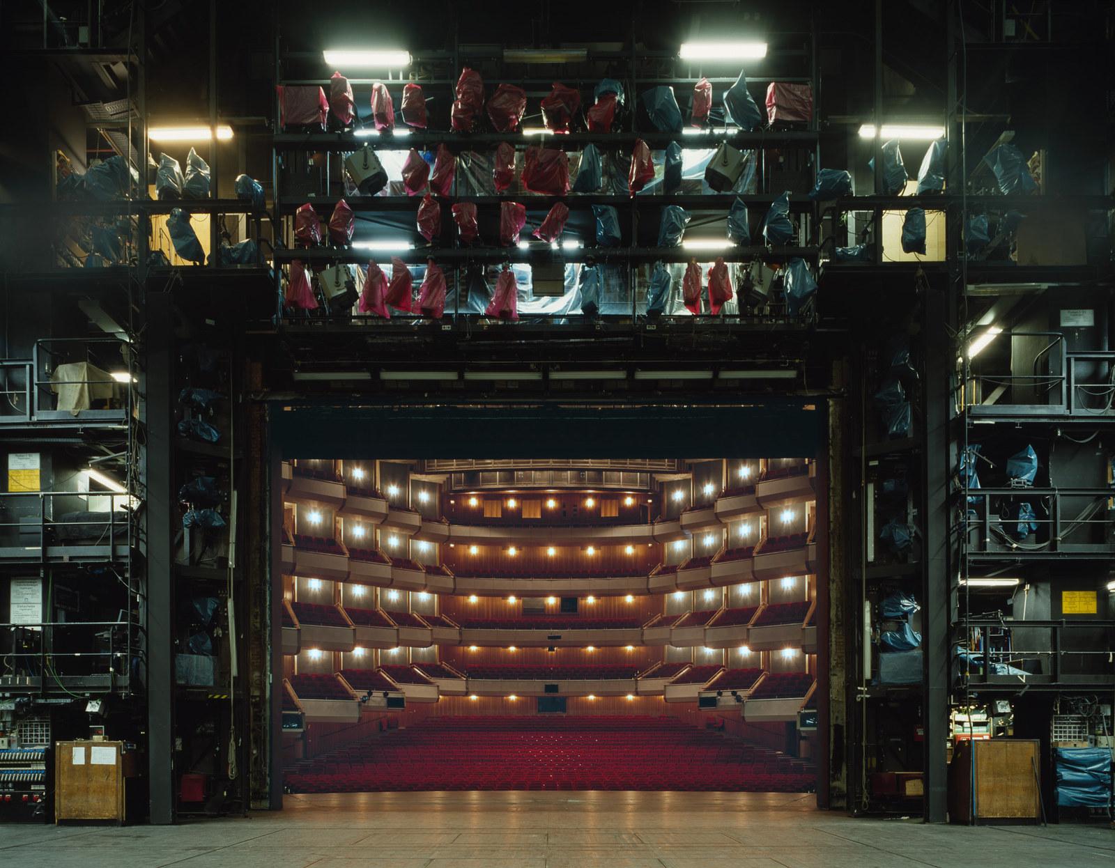 Государственная опера Гамбурга (Hamburg State Opera)