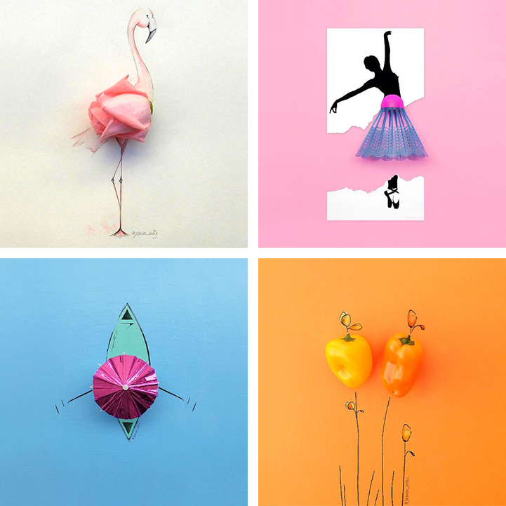 Иллюстрации от Хесуса Ортиса