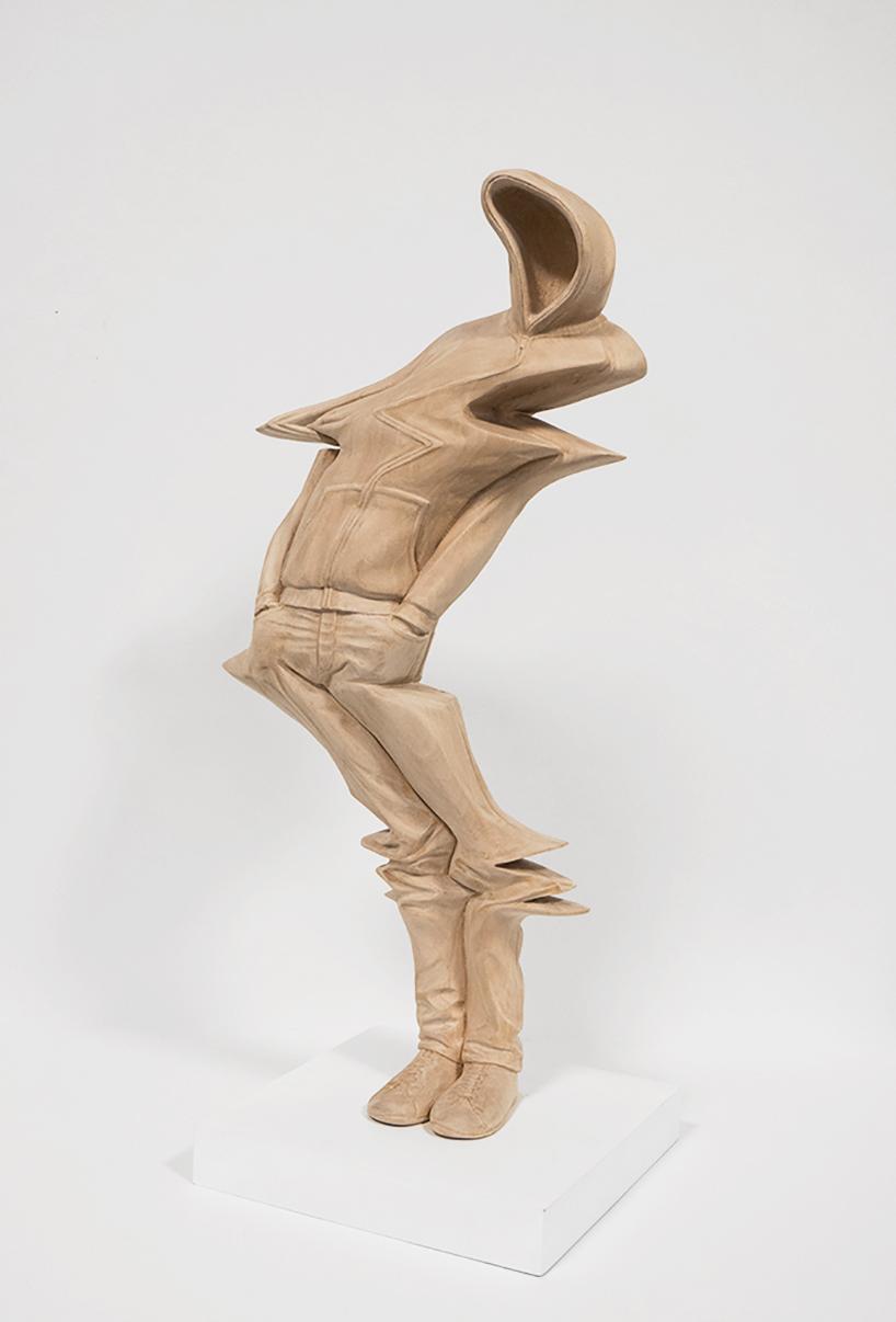 Скульптуры из древесины от Пола Каптейна
