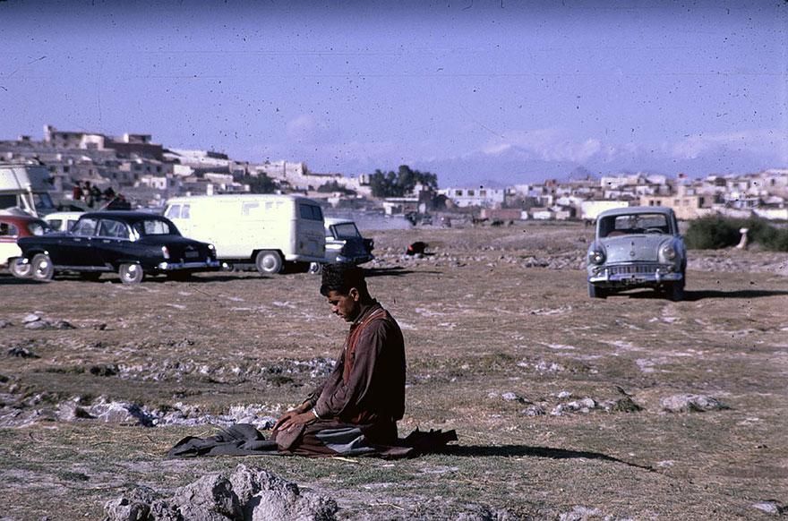 Фотографии жизни в Афганистане до талибов