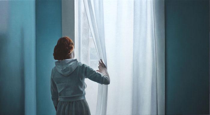 Реалистичные картины от Шона Дауни