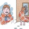 Саркастические иллюстрации российского художника, на которые нужно посмотреть дважды, чтобы понять