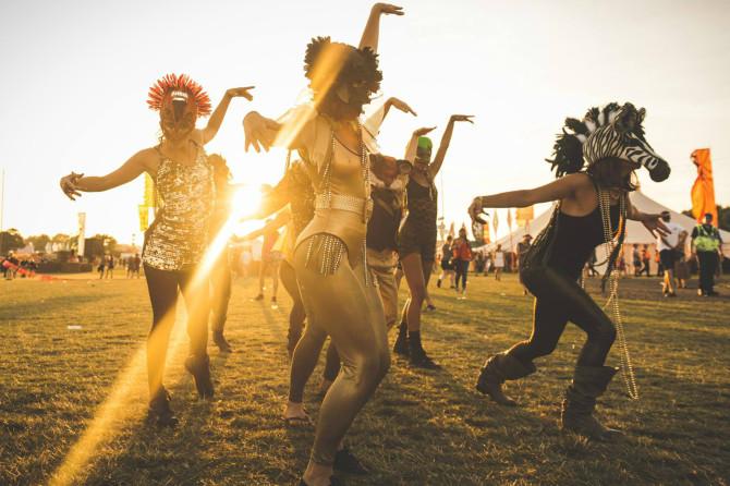 The Secret Garden Party — ежегодный музыкальный фестиваль в Англии