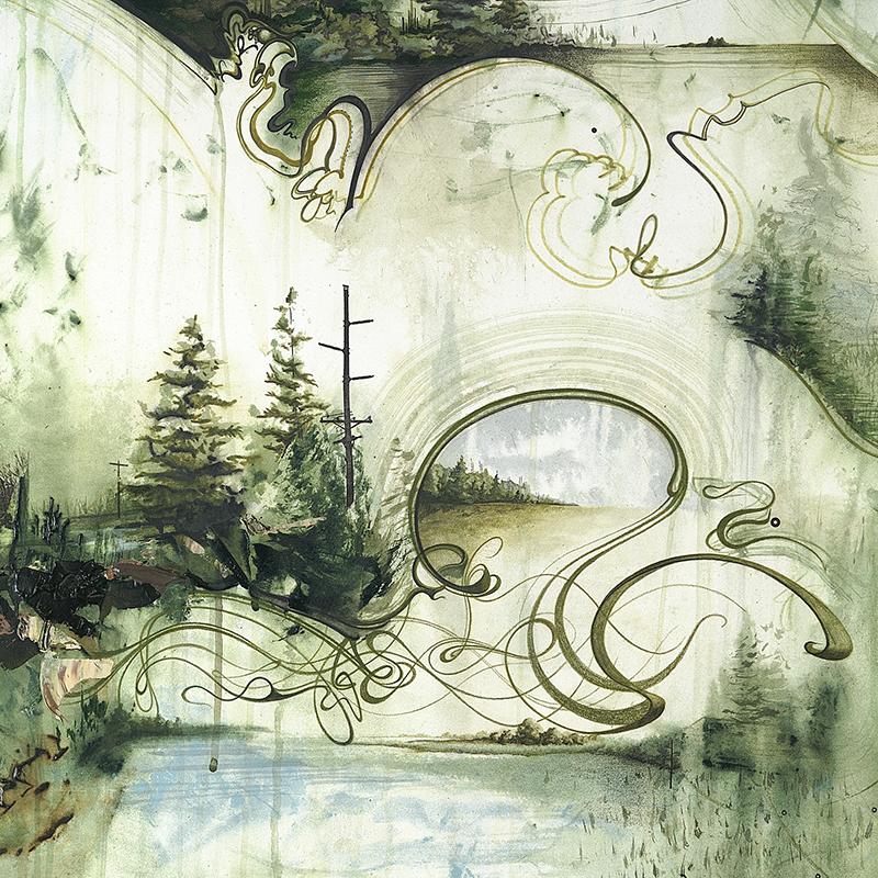 Рельефные картины от Грегори Эвклида
