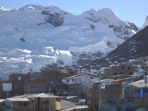 Ла-Ринконада, Перу // La Rinconada, Peru