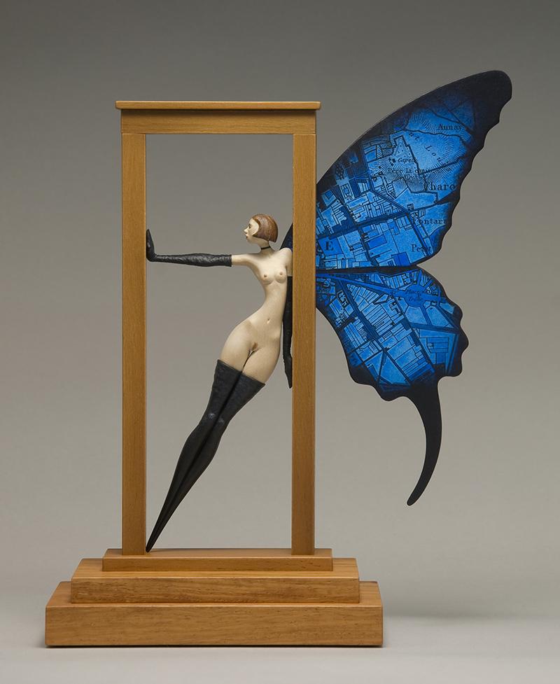 Сюрреалистические скульптуры от Джона Морриса