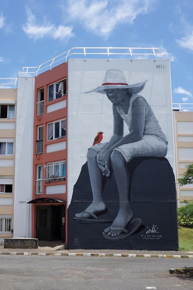 Стрит-арт от Meo