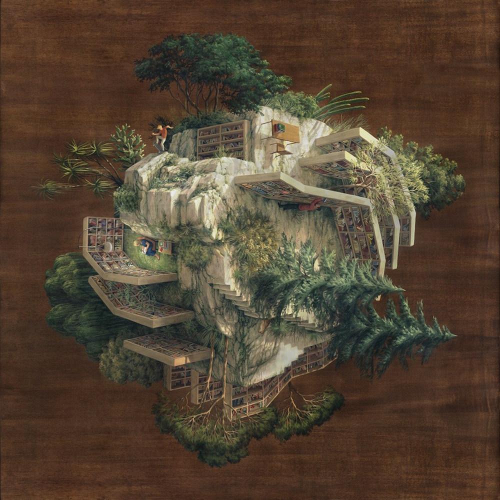 Сюрреалистическая живопись от Синты Видаль