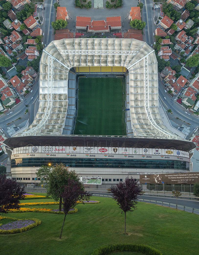 Сюрреалистические городские пейзажи от Aydın Büyüktaş