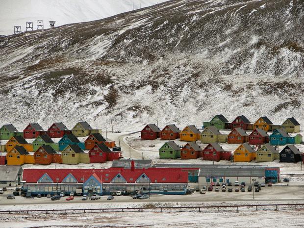 Longyearbyen, Norway // Лонгиербюэн, Норвегия