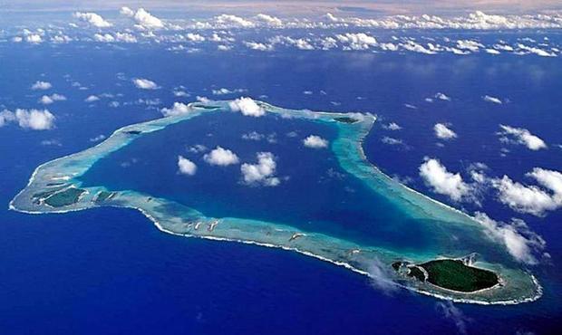 Остров Палмерстон // Palmerston, Cook Islands