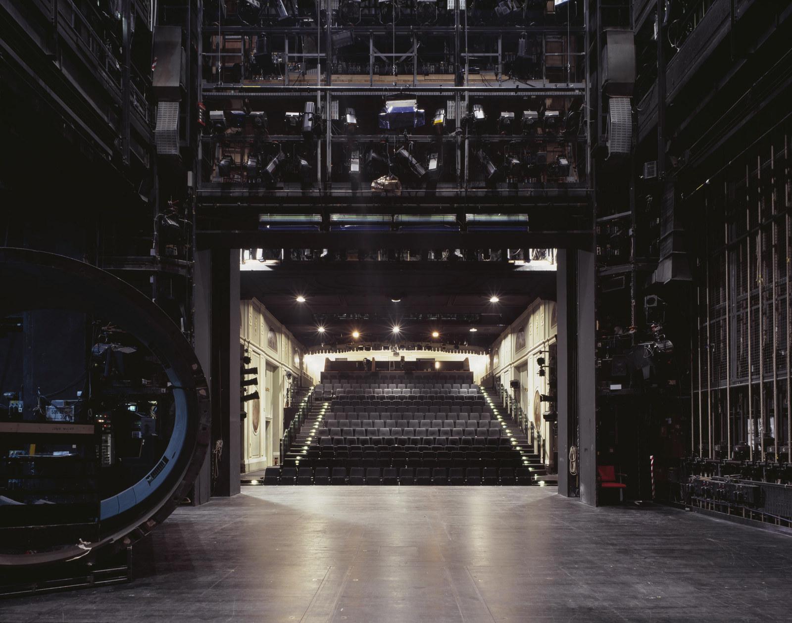 Немецкий театр и каммершпиле (Deutsches Theatre und Kammerspiele), Берлин
