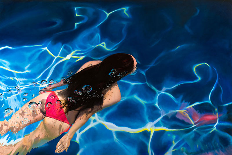 Реалистичные картины от Мэтта Стори