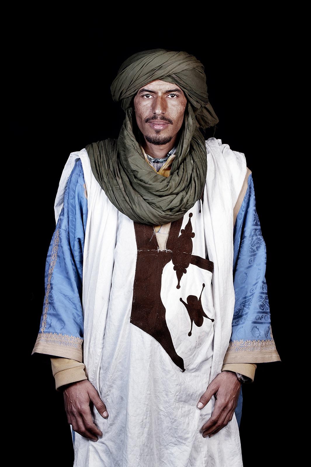 Портреты марокканцев от Лейлы Алауи