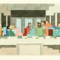 Adam_Lister_the_last_supper
