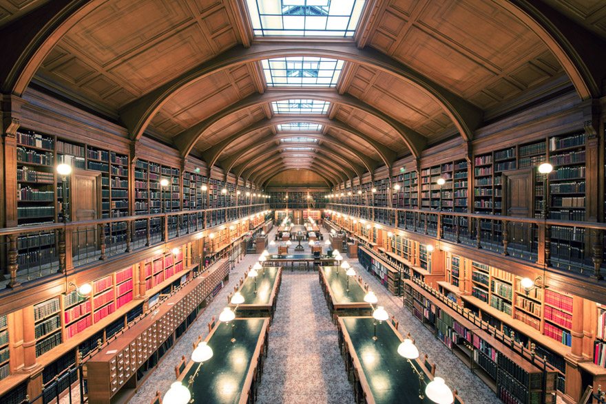 Историческая библиотека Парижа