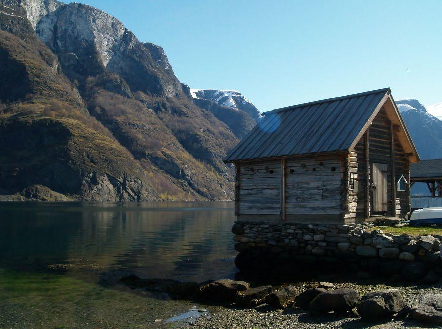 Норвегия - живая сказка