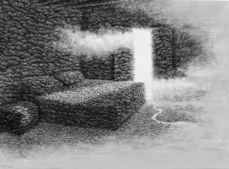 Сюрреалистические пейзажи от Рубена Фуэнтеса