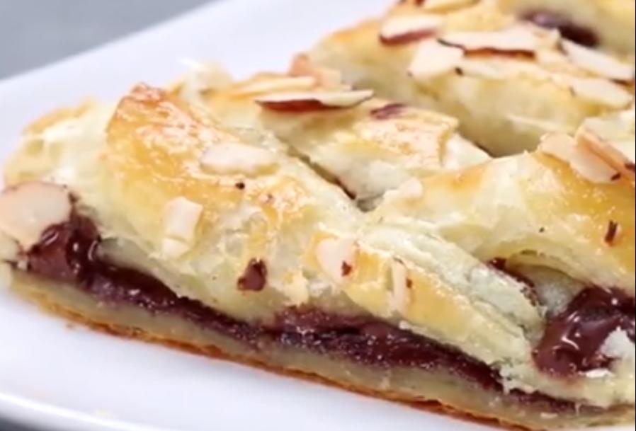 Рецепт вкуснейшего десерта из 3 ингредиентов