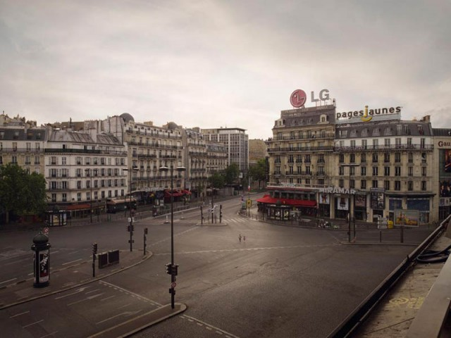 РайонМонпарнас, Париж
