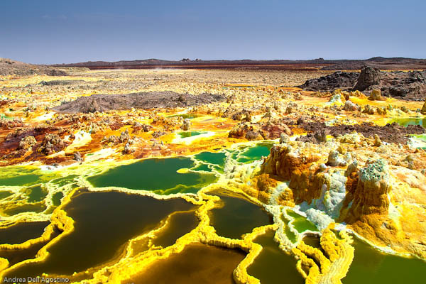 Даллол, Эфиопия
