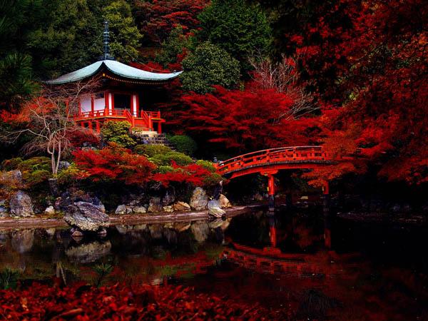 Храм Дайго-дзи, Япония