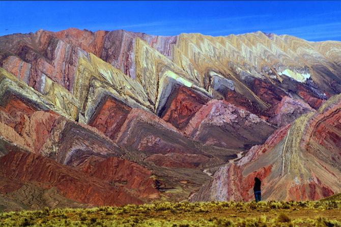 Горный хребет Орнокаль, Аргентина