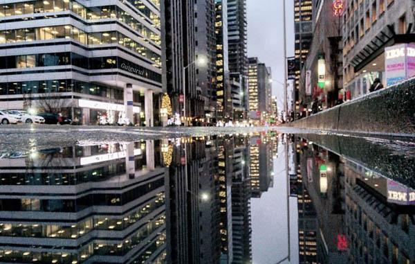 Как сделать интересные фотографии в дождливую погоду
