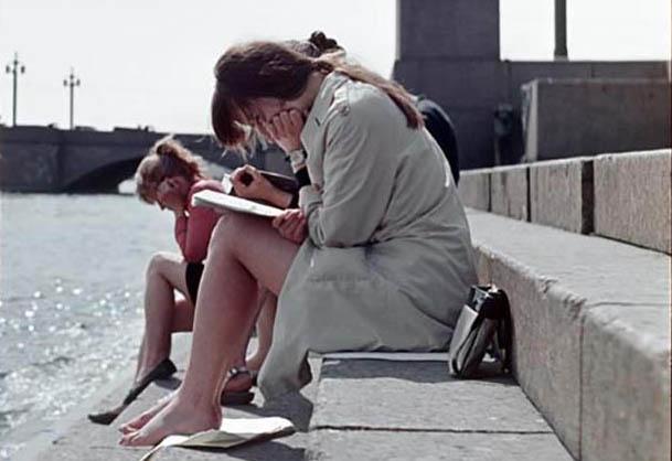 Ностальгические фотографии студенческой жизни в СССР