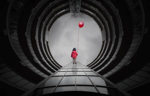 Новые миры снов от фотографа Мартина Марцисовского