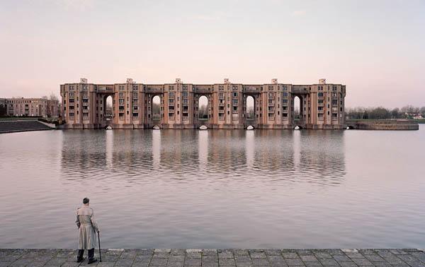 Французская утопия: забытые модернистские сооружения в Париже