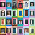 Windows of the World - Burano