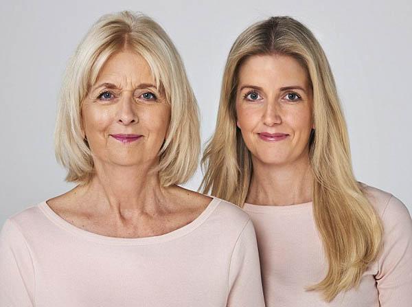 Доказательство того, что каждая женщина со временем превращается в свою мать