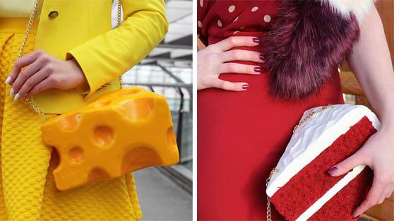 Безумие или креатив? Оригинальные клатчи и сумки от Ромми Куперус