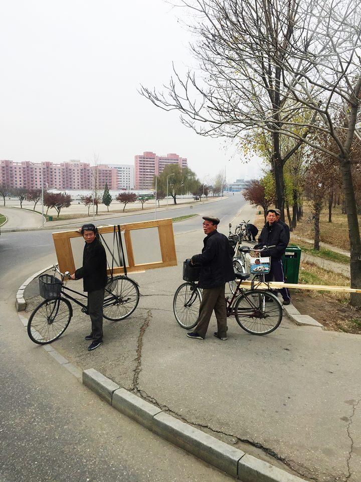 Повседневная жизнь в загадочной Северной Корее.