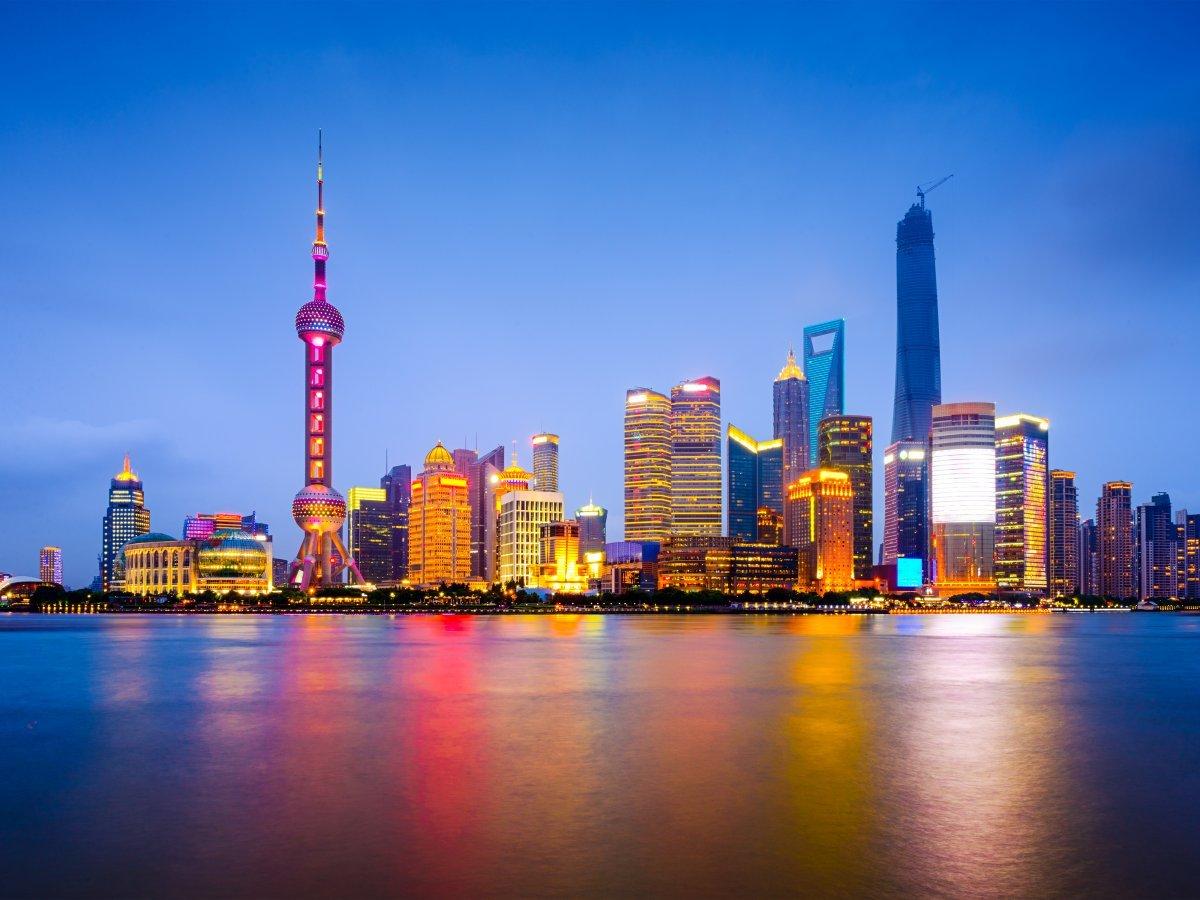 Шанхай, Китай: 6.39 миллионов посетителей