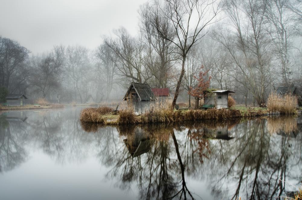 Загадочная рыбацкая деревня на окраине Будапешта