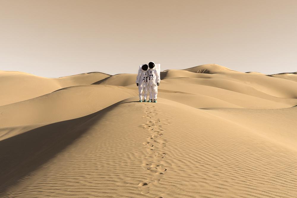 Туризм на Марсе глазами Жульена Маува