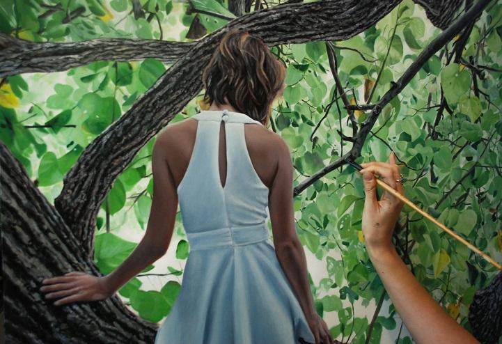 Гиперреалистичная живопись от Бронвин Хилл