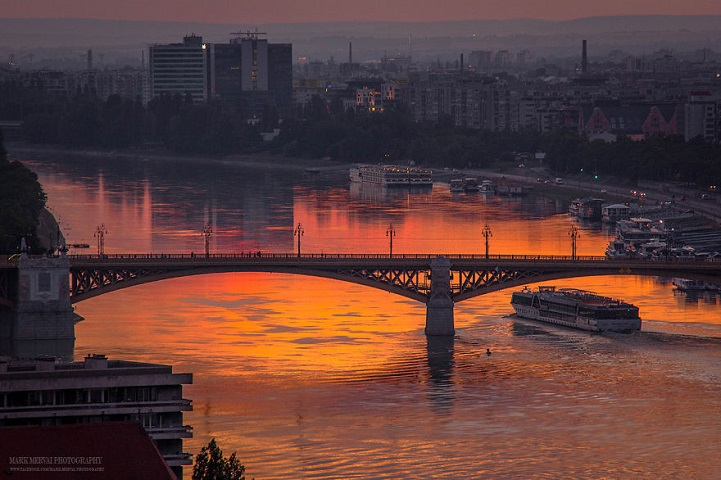 Фотографии Будапешта от Марка Мервая