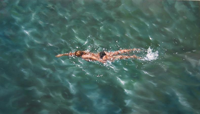 Реалистичные картины от Эрика Зенера