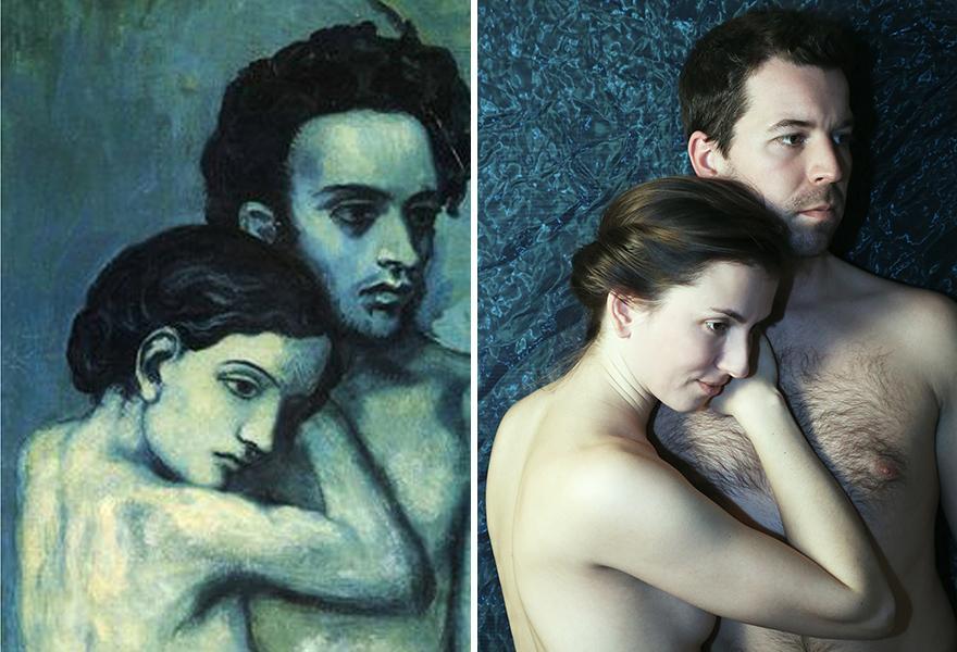 Пабло Пикассо - Жизнь, 1903