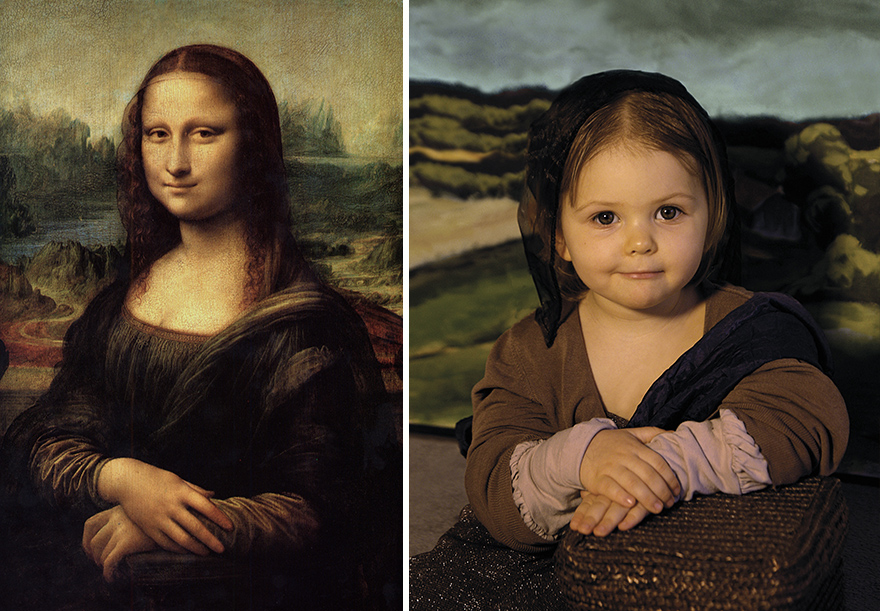 Леонардо да Винчи - «Мона Лиза», 1503