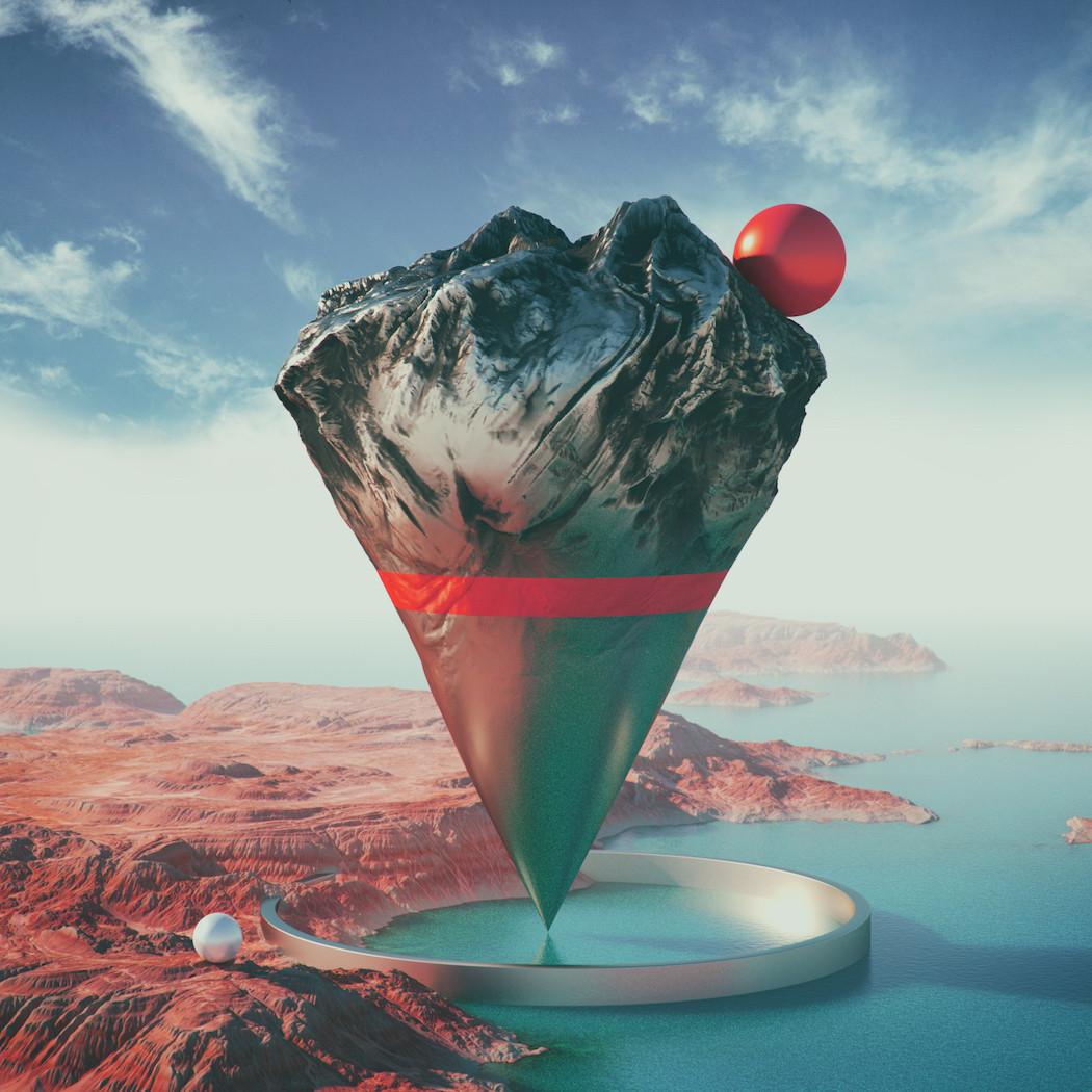 Цифровое искусство от Филиппа Ходаса